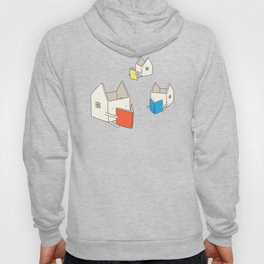 Every house has it's own story Hoody