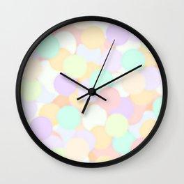 Mini Mallows Wall Clock