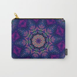 Synth Pop Girl Carry-All Pouch