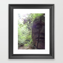 The Godhead Framed Art Print