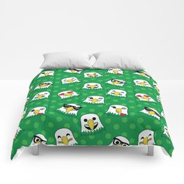 Eagles Emojis Comforters
