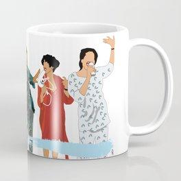 Living Single 90's TV Classic Coffee Mug