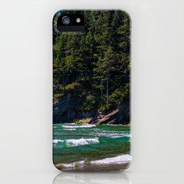 Oswald Beach, Oregon iPhone Case