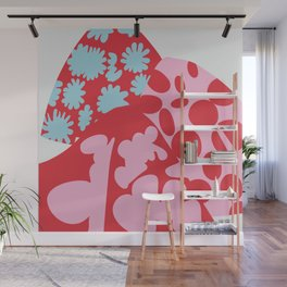 Fashion Mix Colors Wall Mural