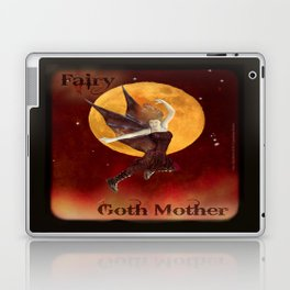 FAERIE GOTH MOTHER - 033 Laptop & iPad Skin