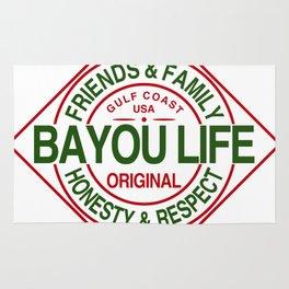 The Bayou Life Homage Rug