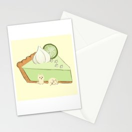 Key Lime Sheebs Stationery Cards