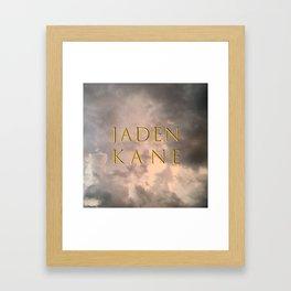 Jaden Kane 01 Framed Art Print