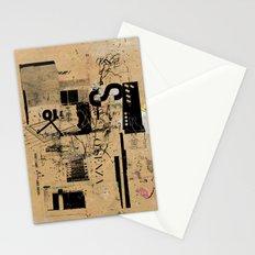 misprint 42 Stationery Cards