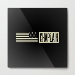 U.S. Military: Chaplain Metal Print