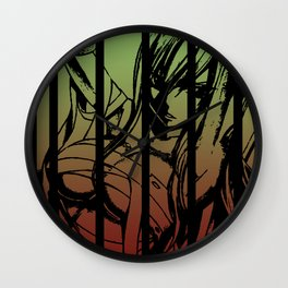 Sexy ERZ Wall Clock
