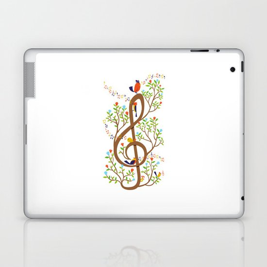 Song birds Laptop & iPad Skin