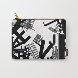 type_02 Carry-All Pouch