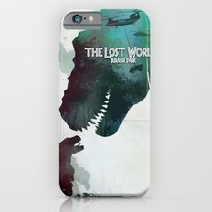 Inspired movie poster. The Lost World: Jurassic Park (1997) Slim Case iPhone 6s