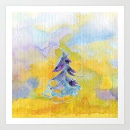 Joy Overflowing Art Print
