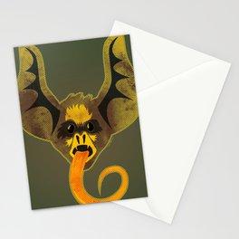 Bat Tongue Stationery Cards