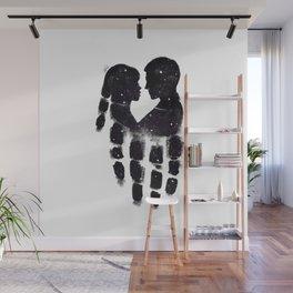 Peaceful love Wall Mural