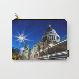 St Paul's Traffic Trails Carry-All Pouch