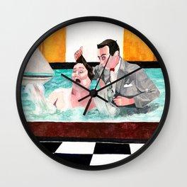 The Buxton Bath Wall Clock