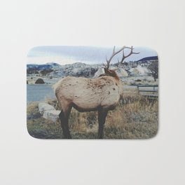 Mammoth Elk Bath Mat