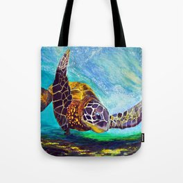 For the love of Michael Angelo Tote Bag