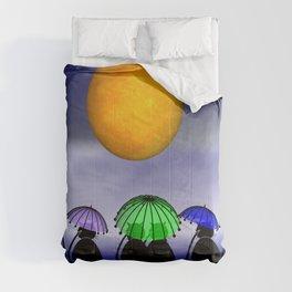 mooncats -7- Comforters