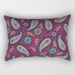 Paisley Field Rectangular Pillow