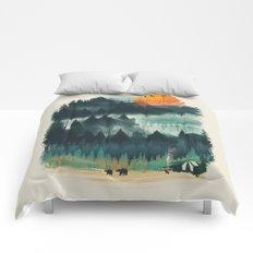 Wilderness Camp Comforters