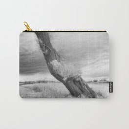 Infrared photo of willow Carry-All Pouch