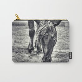 Outer Banks, Corolla, NC, Wild Stallion OBX Carry-All Pouch
