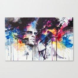 la nostra infinita abnegazione Canvas Print