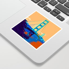 Golden_Gate_Bridge_010 Sticker