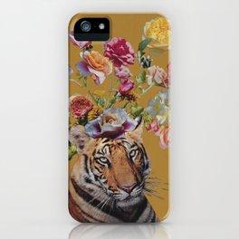Tiger Queen iPhone Case