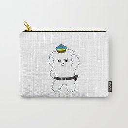 Animal police - Bichon Frisé Carry-All Pouch