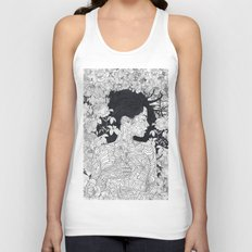 Love and Beauty Unisex Tank Top