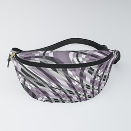 Abstract 360 Fanny Pack