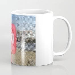 Lifebelt 02 Coffee Mug