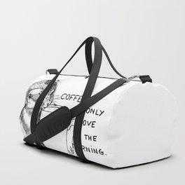 Hug the mug Duffle Bag