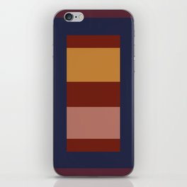 Rectangle layout iPhone Skin