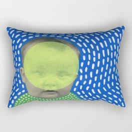 Fluo Yoga Rectangular Pillow