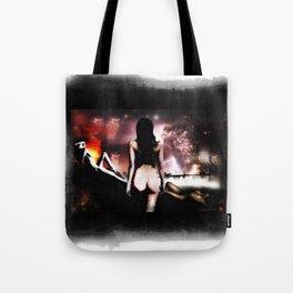 3 Women (The Fates) Tote Bag