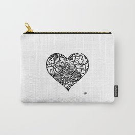 'Passiflora'by John McLachlan Carry-All Pouch