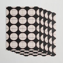 circle - grid Wrapping Paper