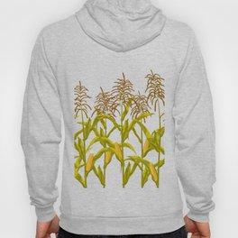Corn maize pattern Hoody