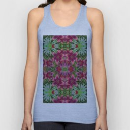 Magical Lilies Unisex Tank Top