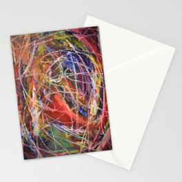 Aggression Stationery Cards