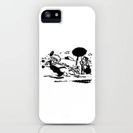 Pulp Fiction: Jules iPhone Case