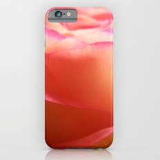 Two-Tone Roses #1 Slim Case iPhone 6s
