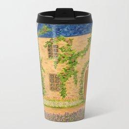 Idyllic Getaway Metal Travel Mug