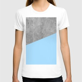 Geometry 101 Blue Raspberry T-shirt